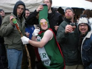 Expect the unexpected at Strange Brewfest.