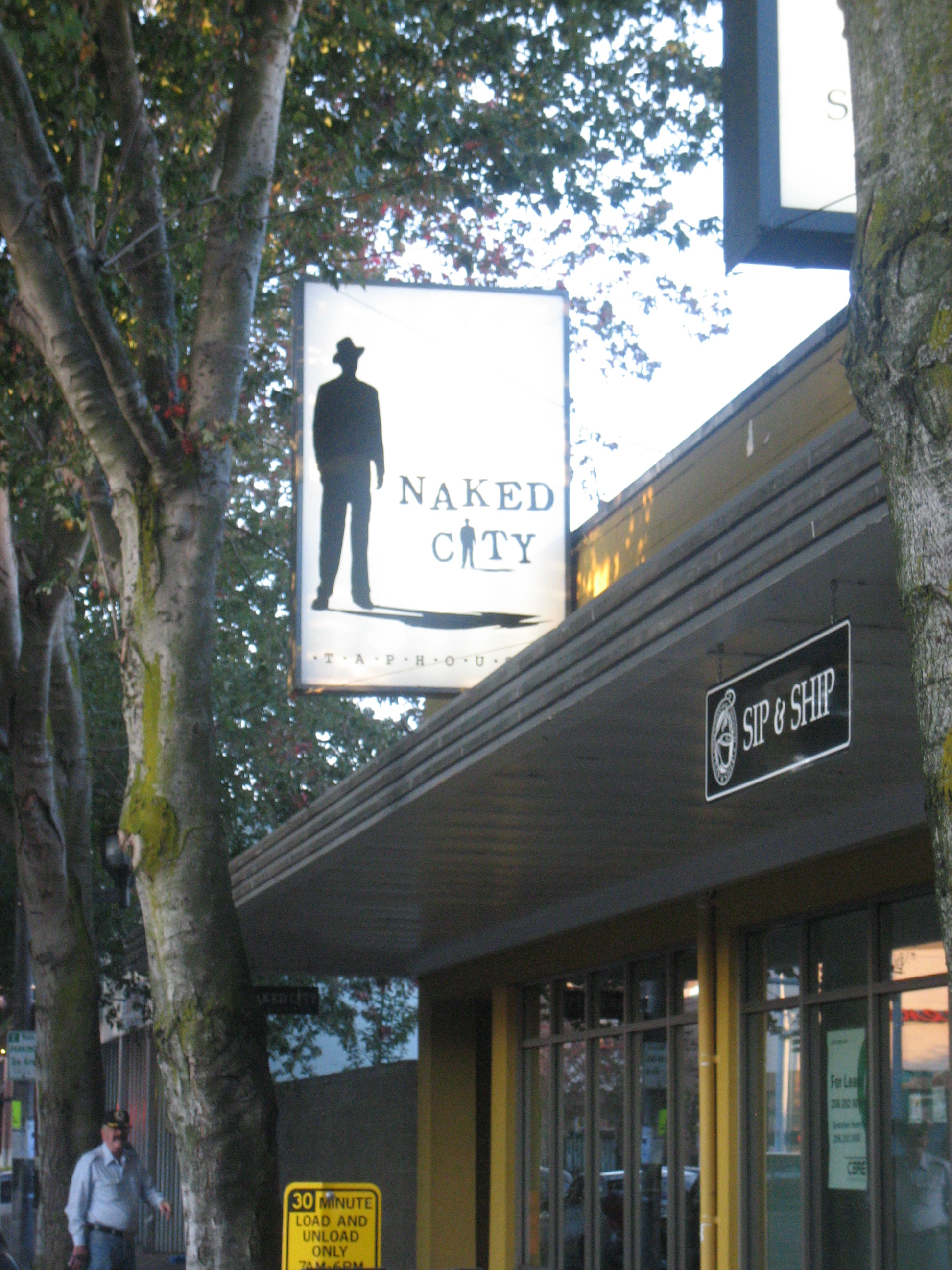 Naked City Brewing Company - Every Beer Tells a Story