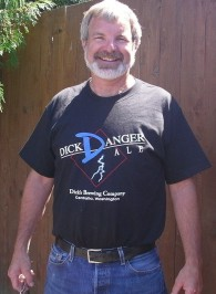 Dick Young, the man behind the Danger.