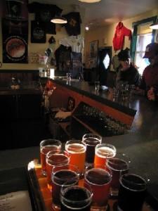 Walking Man Brewing's brewpub in Stevenson, WA.