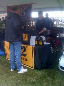 192 Brewing's first festival. Welcome