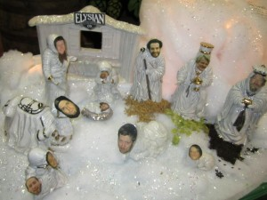 Elysian's Brewers Nativity.