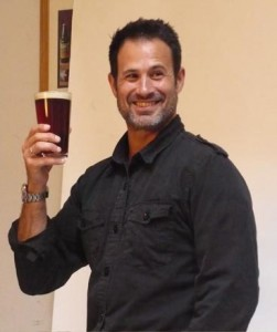 Sam Calagione - brewmaster at Dogfish Head Brewing.