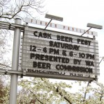 Washington Cask Beer Fest 2011