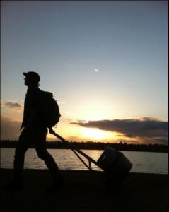 latona earth week keg walking
