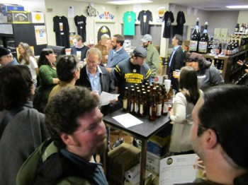 Last time Epic Ales did a beer+cheese event at The Beer Junction, the place got mobbed.