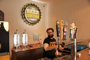 Beer Junction reopens in new location, adds 8 taps