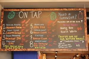 Beer Junction opening tap list