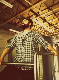 Imagine yourself... brewer, bearded, and badass