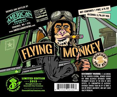 American Brewing Teams Up with Emerald City Comicon – Washington