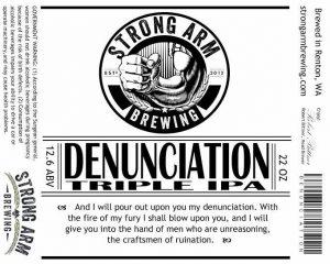 denunciation