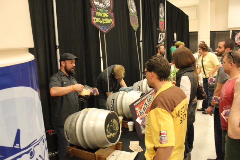 Washington Cask Beer Fest.