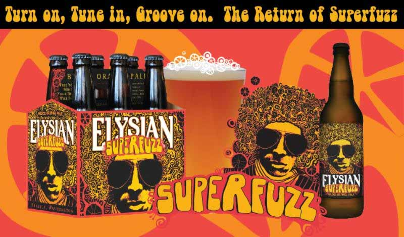 superfuzz by elysian brewing