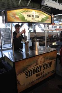 beer at safeco field