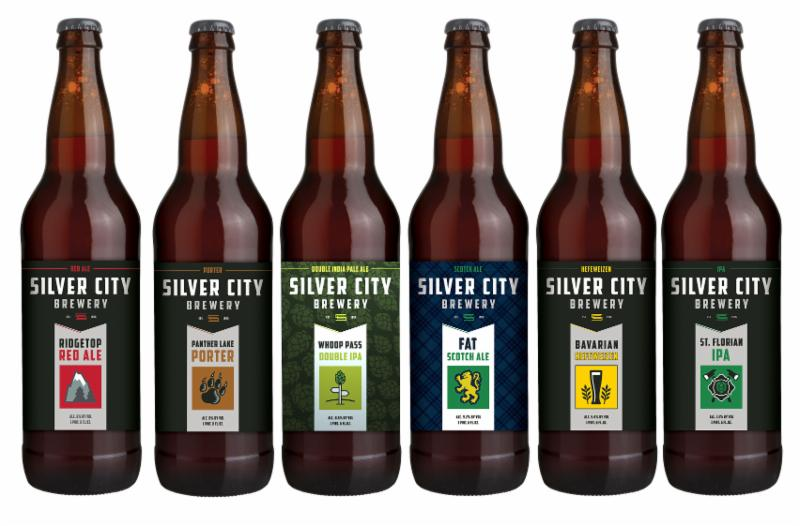 Busy Times At Silver City Brewing New Branding And More