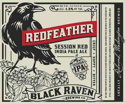 balck raven session ipa