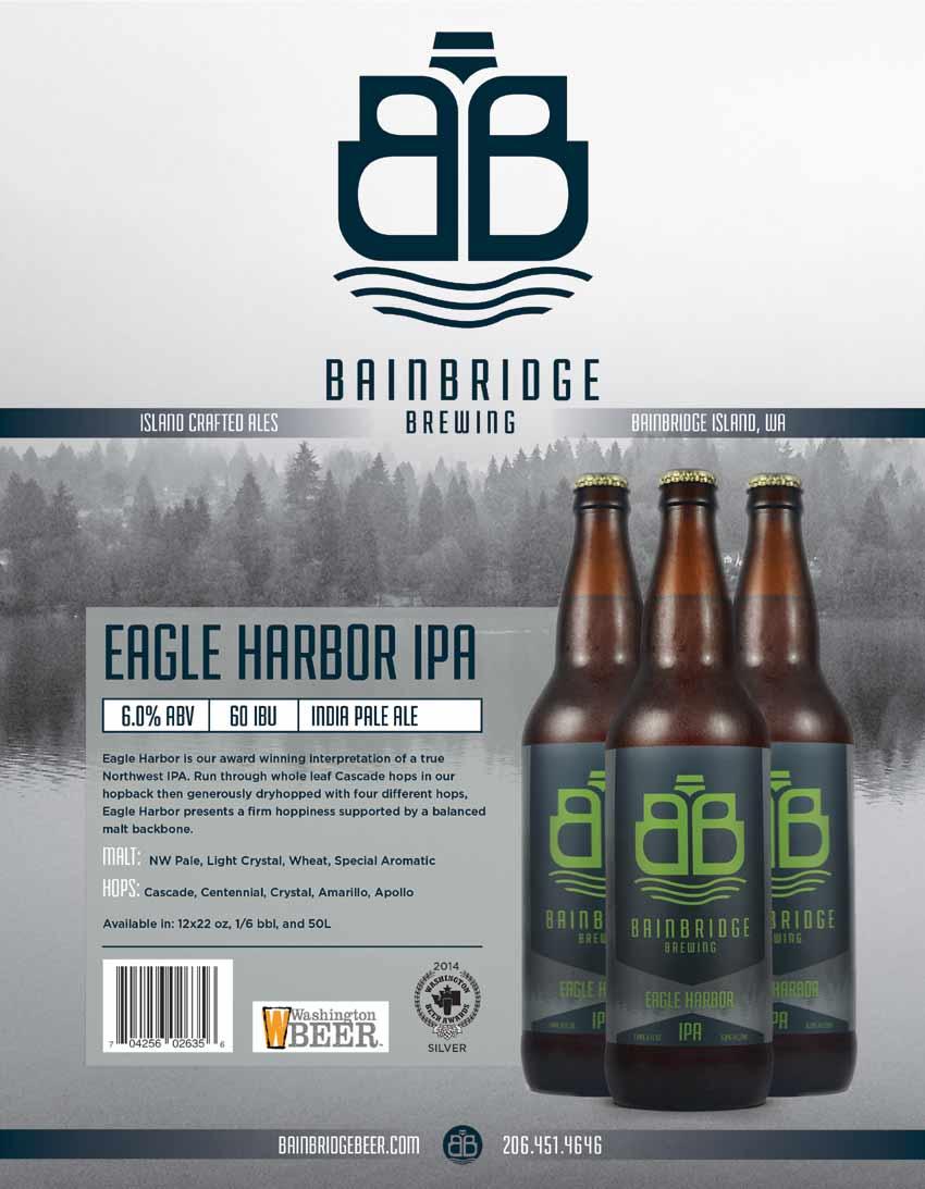 Bainbridge Island Brewing S