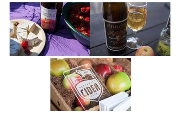 The Northwest Cider Association's Fifth Annual Cider Week offers cider events, tastings, pairing events, and more.