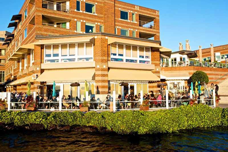 Enjoy A Beer Dinner On Kirkland S Waterfront At Beach Cafe Washington Beer