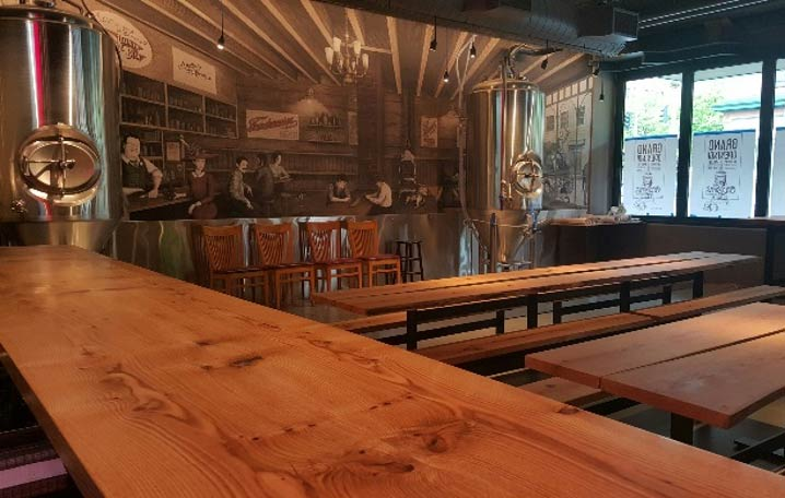 Old Stove Brewing Opens This Weekend At The Pike Place
