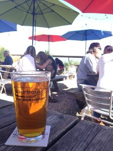 Bale Breaker Top Cutter IPA at the Pourhouse in Port Townsend