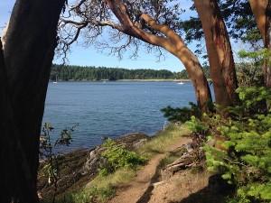 Hiking Sucia Island