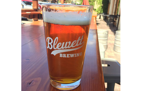 Blewett brewing company celebrates 1st anniversary on thursday