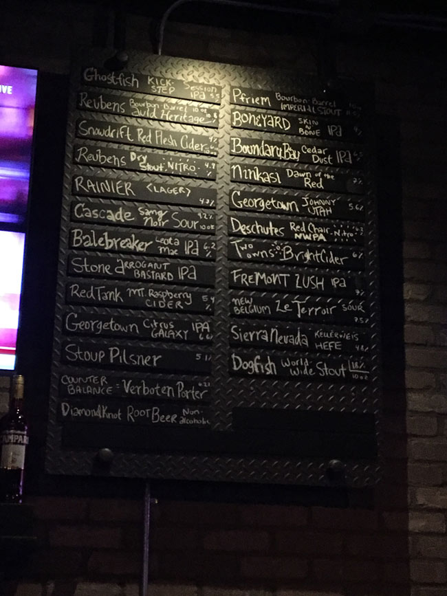 westy-beer-list