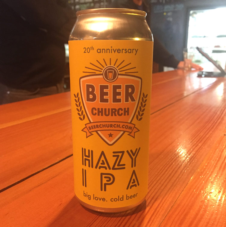 beer church ipa