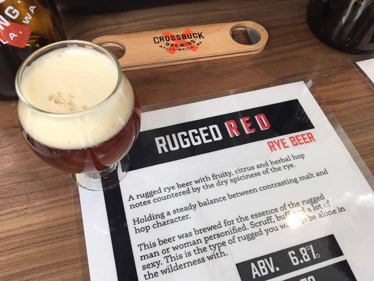 crossbuck-red-rye