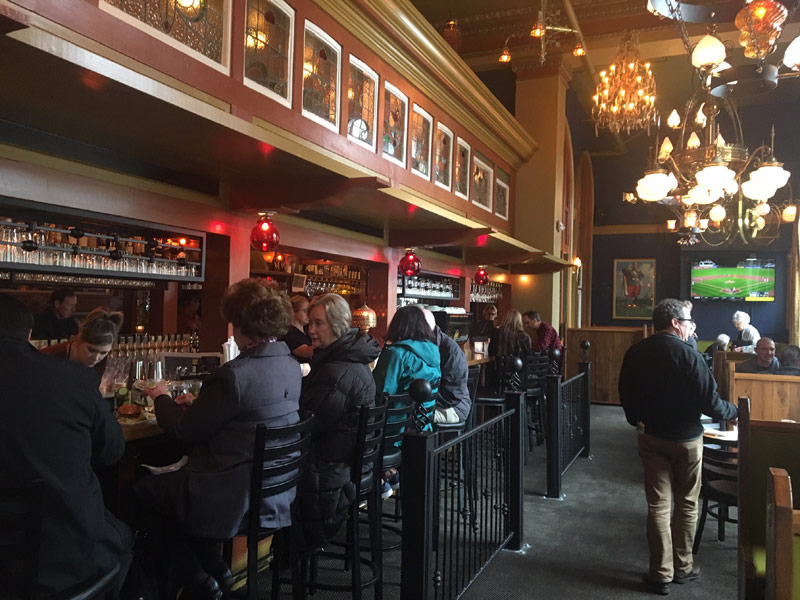 Bars In Tacoma >> Mcmenamins Elks Temple Opens In Tacoma Washington Beer Blog