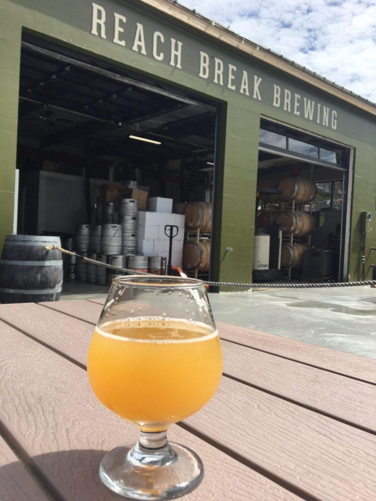 Reach-Break-Beer