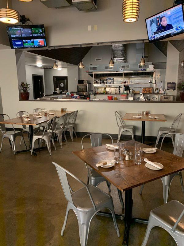 Airways Bistro's all-ages restaurant