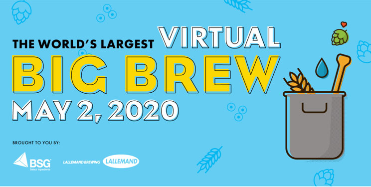 Big Brew National Homebrew Day - this saturday, may 2nd, 2020