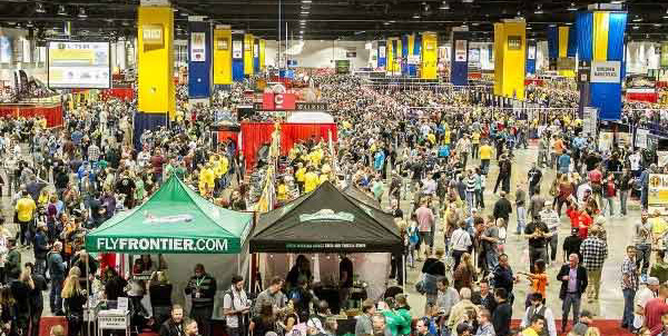 great american beer festival crowd.