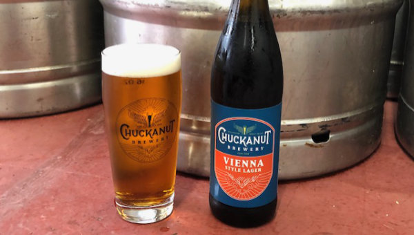 Chuckanut Brewery introduces bottles of its Vienna Lagerac
