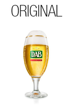The original DAB Beer.