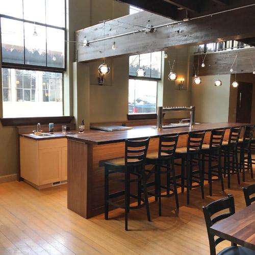 Pretty Fair Beer Company, a new beer bar in Ellensburg, Washington.