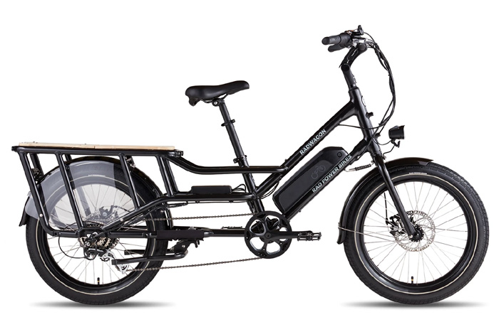 The new Radwagon 4 from Rad Power Bikes