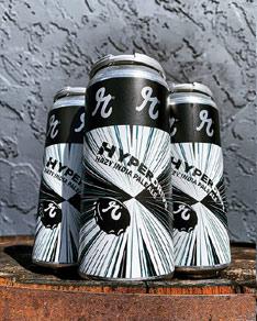 reuben's brews - hyperdrive IPA