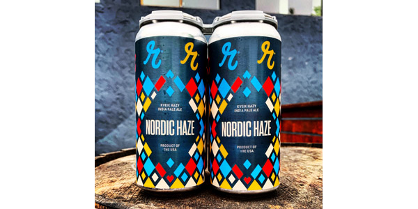 reuben's brews - nordic haze
