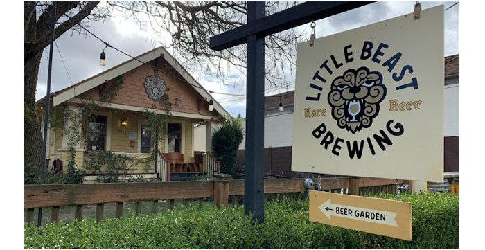 Little Beast Brewing in Portland,, Oregon