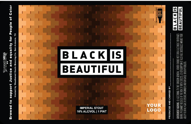 Black is Beautiful collaboration beer project