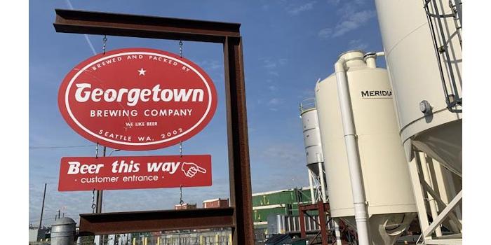 Georgetown Brewing in Seattle.