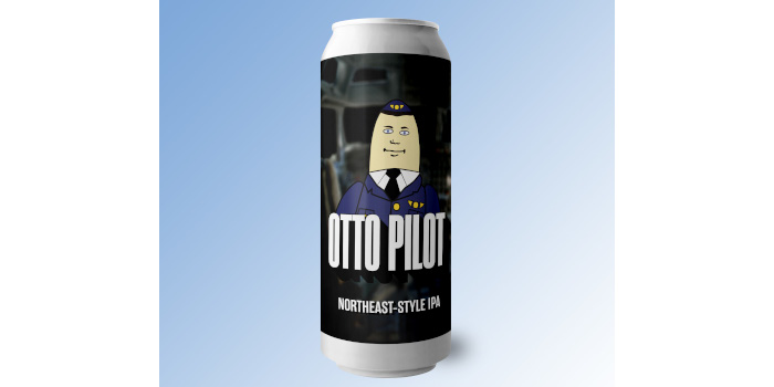 airways brewing otto pilot ipa