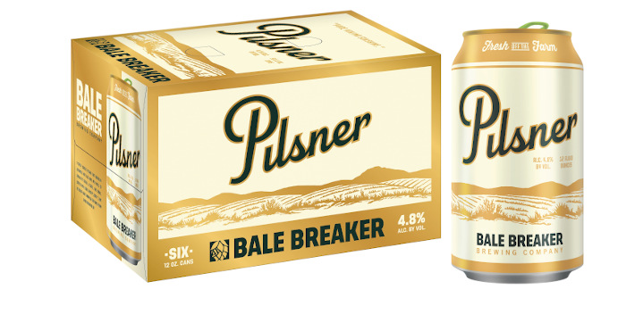 Bale Breaker Brewing Pilsner