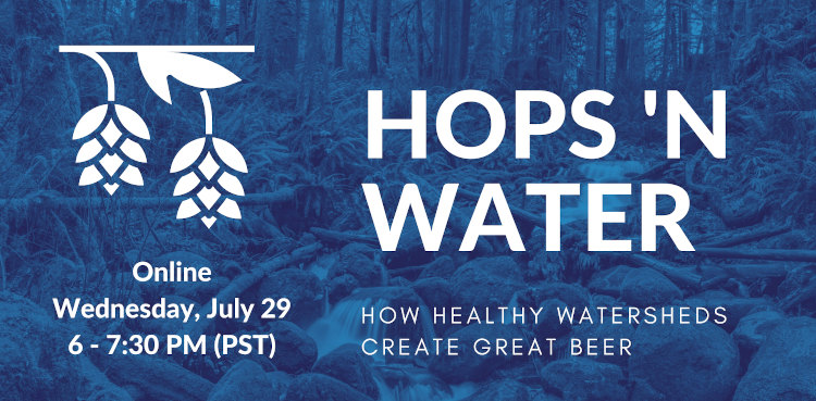 Hops-n-water event on July 29